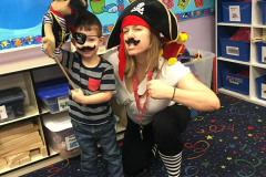 Pirate day dress up