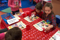 Valentines theme activities